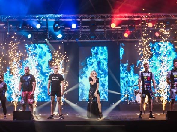 GALA MMA Cage Club / Exclusive Event. Zarządzanie nieprzewidywalnym - czyli doświadczenie przekute w sukces