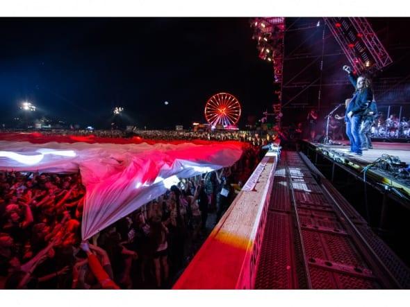 Przystanek Woodstock wysoko w rankingu festiwali w Europie Środkowej