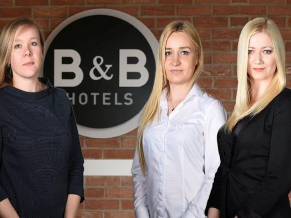 Zespół hotelu B&B Kraków Centrum gotowy na otwarcie