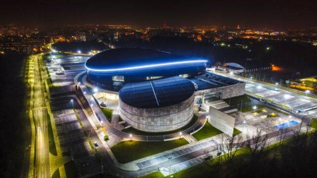 Arena Gliwice. Fot. Robert Neumann