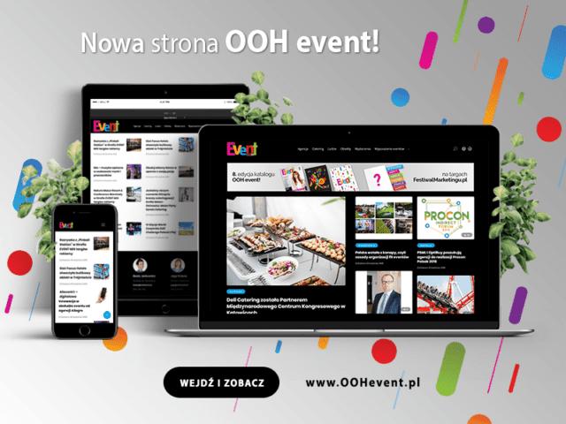 Nowa odsłona internetowej strony OOH event!