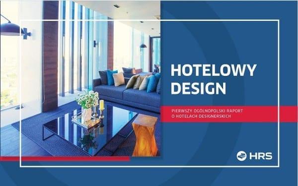 HRS_raport Hotelowy Design_okładka