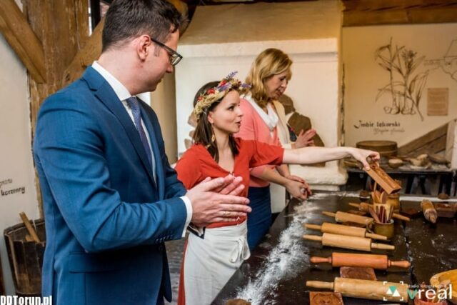 Toruńskie smaki z Żywym Muzeum Piernika
