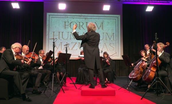 XXXV Forum Humanum Mazurkas