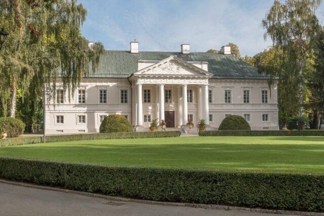 Pałac Mała Wieś. Niezwykłe miejsce niedaleko Warszawy członkiem SBE