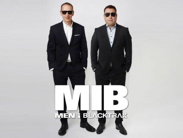 MEN I BLACKTRAX