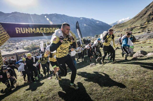 Pierwszy Runmageddon Kaukaz zakończony sukcesem