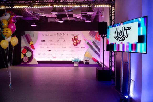 Gala Ofeminin Beauty Influencer Awards z marką Deli Catering