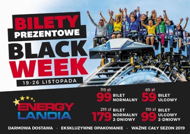 BLACK WEEK w Energylandii