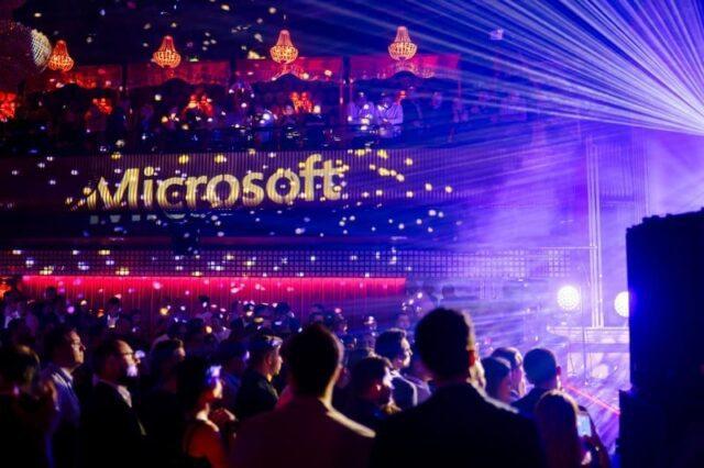 Microsoft #ONE 2018