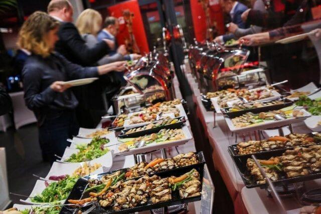 Deli Catering partner Centrum Kongresowego wKatowicach