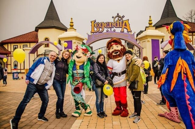 Jubileuszowy sezon 60-lecia parku Legendia Śląsk