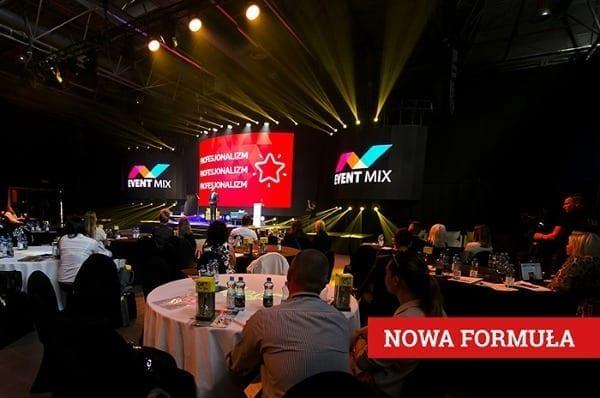 Otwarta formuła konferencji EVENT MIX
