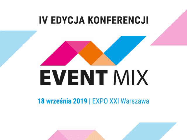 EVENT MIX 2019 – zarejestruj się już dziś