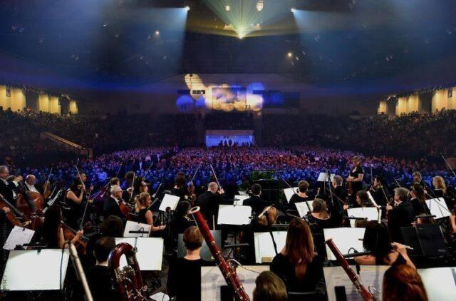 Światowa premiera nowego Koncertu Muzyki Filmowej
