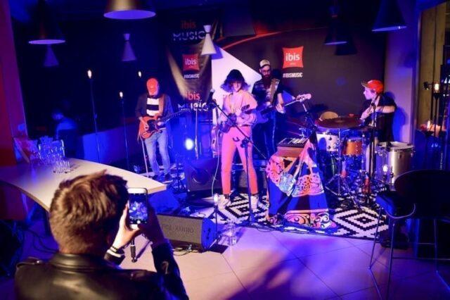 Warszawa w rytmie ibis MUSIC