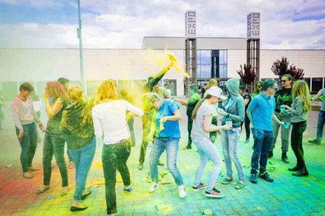 EXPO Kraków barwnie świętuje 5 urodziny