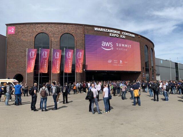 AMAZON WEB SERVICES Global Summit po raz pierwszy w Polsce