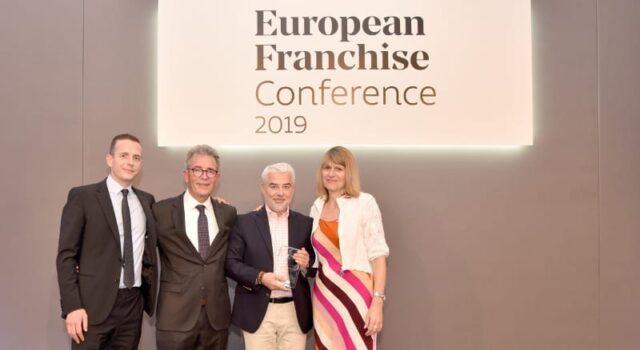 Polski Holding Hotelowy z nagrodą od Marriott International
