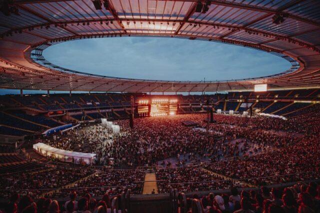 43 tysiące fanów na Stadionie Śląskim z MIUOSH