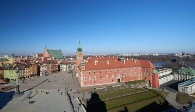 Zamek Królewski w Warszawie szuka realizatora eventów