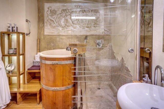 Prysznic jonizujący zdrowiem