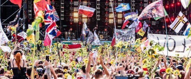 Za nami otwarcie 25. edycji Pol'and'Rock Festival