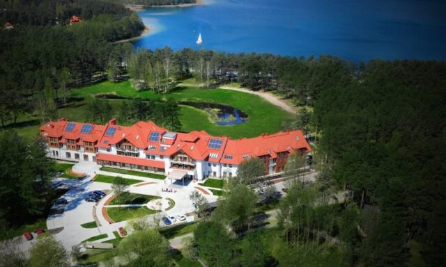 Natura Mazur Resort & Conference Warchały w Strefie EVENT MIX