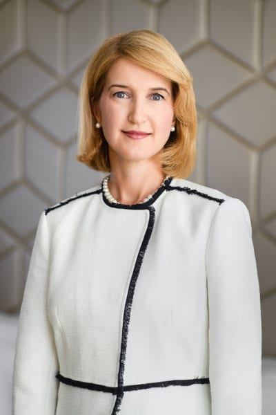 Nowa Dyrektora Generalnego hotelu Sheraton w Warszawie