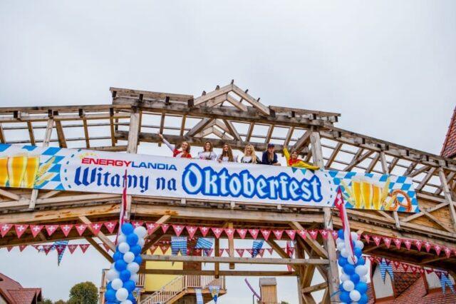 Święto Piwa Oktoberfest w Energylandii