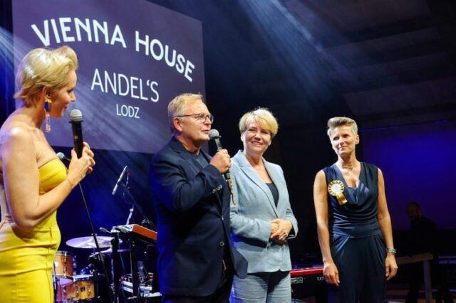 Vienna House Andel's Lodz stylowo świętuje 10-lecie