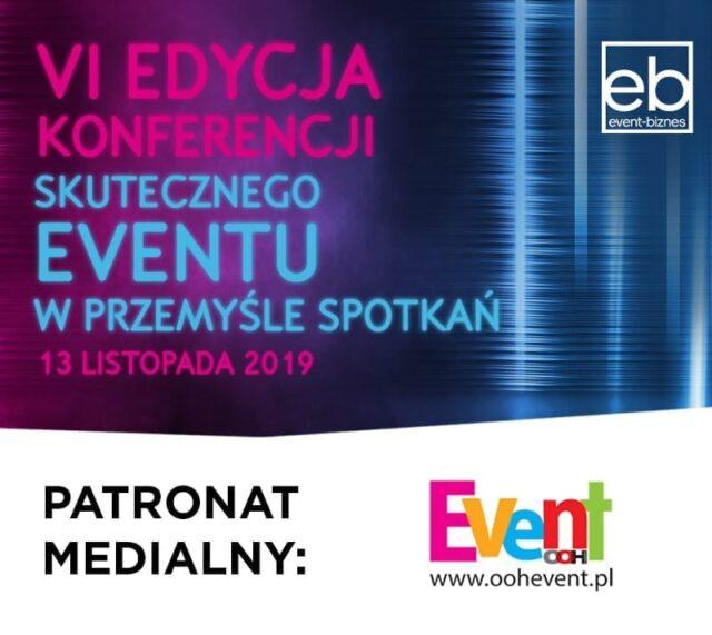 6 edycja Event Biznes już 13 listopada