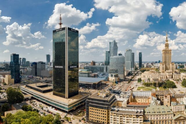 Hotel Marriott w Warszawie - 30 lat minęło