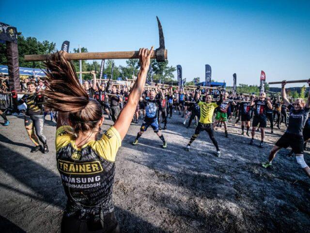 Sportowe emocje podczas Runmageddonu Silesia JSW S.A.
