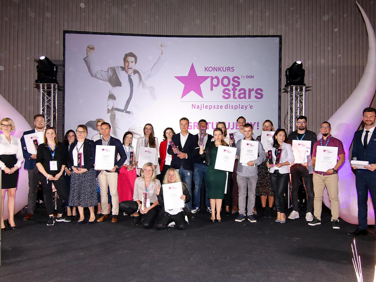 POS STARS 2020